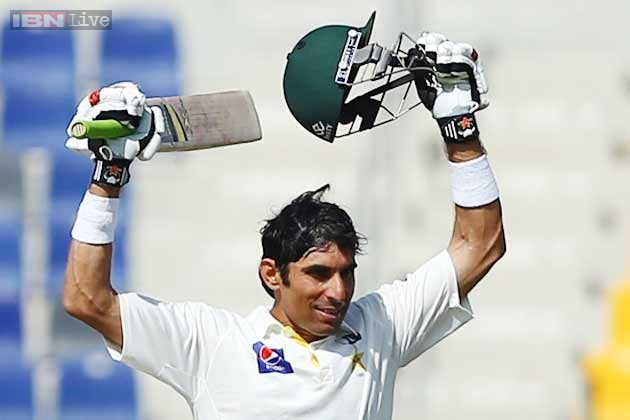 An innings to behold: Misbah equals Sir Vivian Richards' record